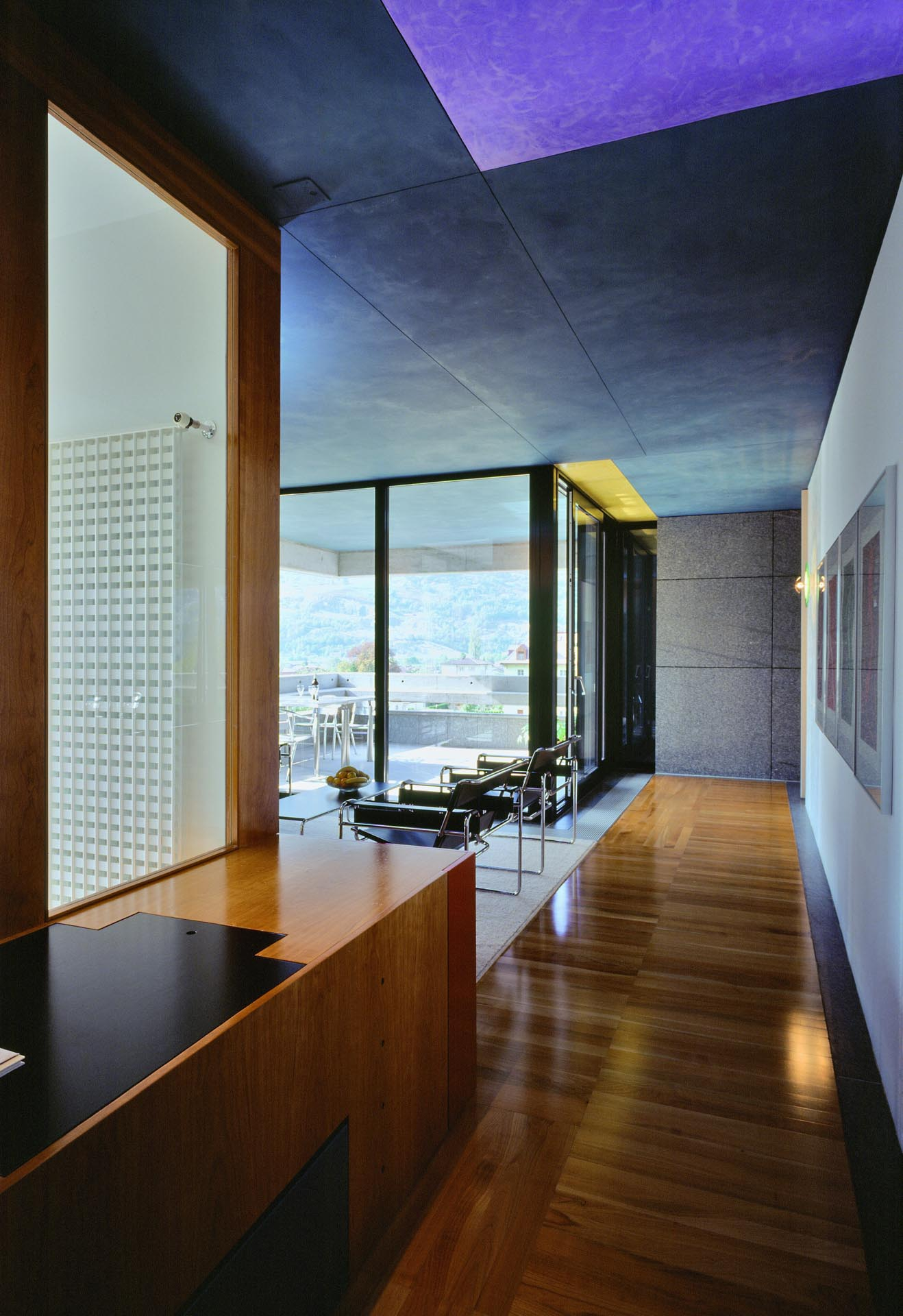 interno soggiorno appartamento