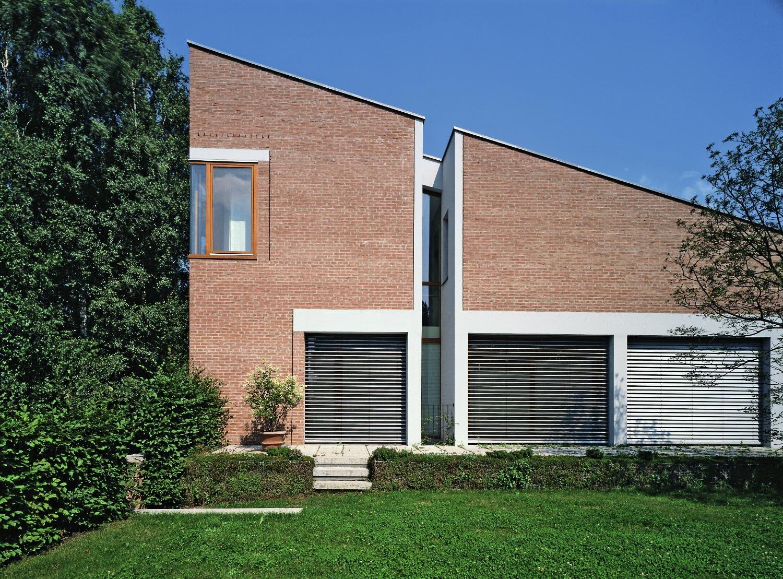 facciata giardino