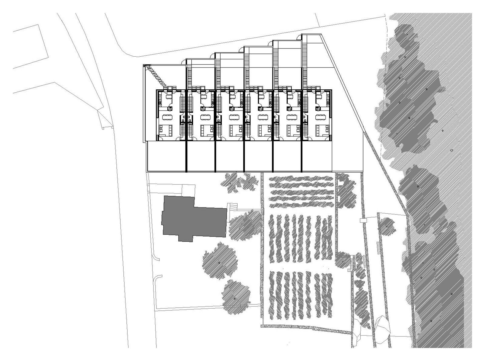 case schiera Biasca piano 1