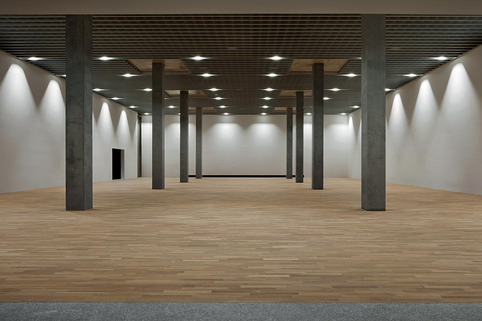 LAC Lugano struttura
