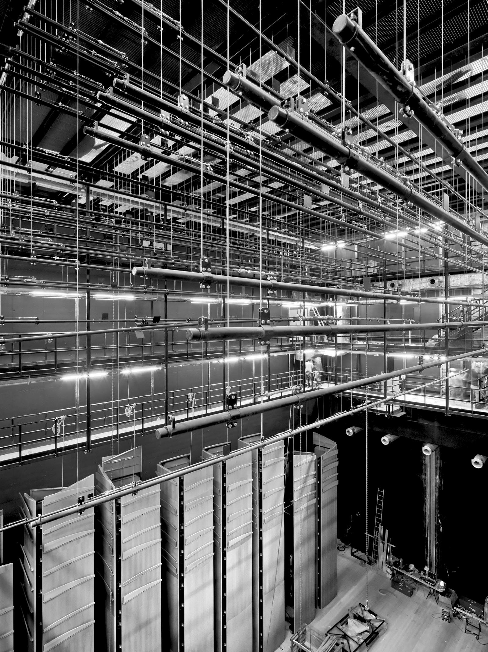 lavori di costruzione interno LAC